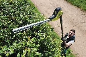 Taille Haie Telescopique Lidl : ryobi rpt4545m pole hedge trimmer with extension pole 450 ~ Dailycaller-alerts.com Idées de Décoration