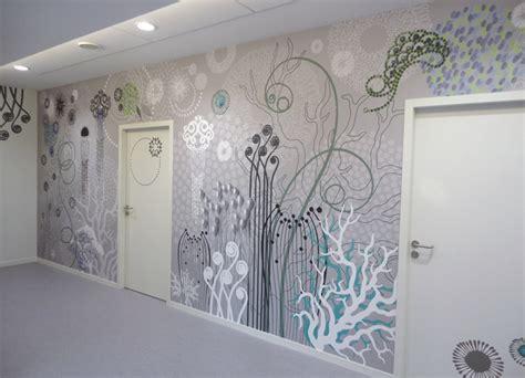toile murale a peindre photos de conception de maison