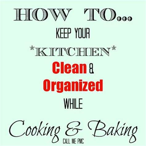 how to keep kitchen clean and organized 15 best cleaning tips for the kitchen onecreativemommy 9465