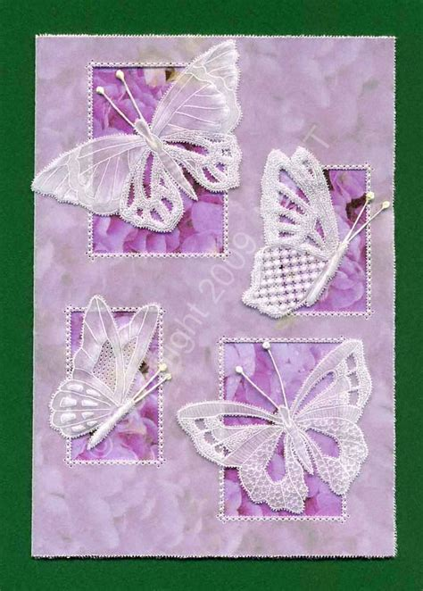 nellys examples art  parchment craft