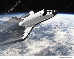 Flying Spaces Preise : space shuttle flying over earth stock illustration i1748411 at featurepics ~ Markanthonyermac.com Haus und Dekorationen