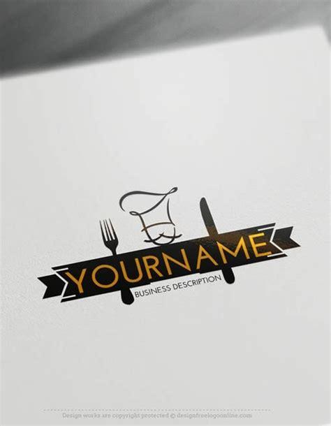 create  logo  chef logo templates