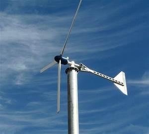 Aliz U00e9 Small Wind Turbine