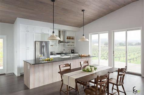 matching kitchen floor and wall tiles 100 лучших идей дизайна большой кухни красивые интерьеры 9735