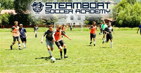 Steamboat Youth Soccer by Premier Colorado Soccer C Steamboat Soccer Academy