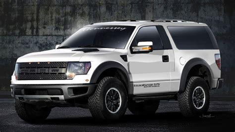 2015 Ford Bronco Raptor