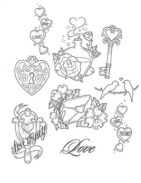 Flash art tattoos | Flash art, Tattoo flash art, Disney