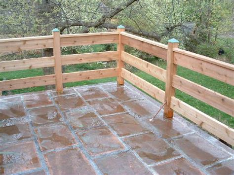 Horizontal Deck Railing Plans by 17 Best Ideas About Deck Railing Design On