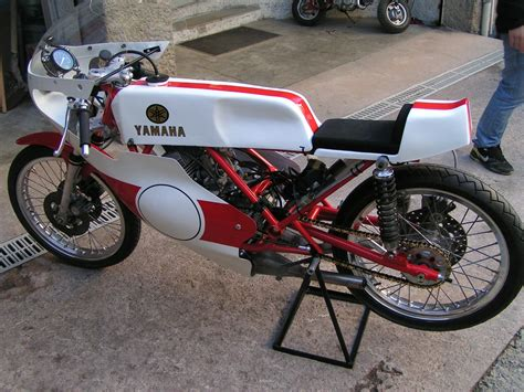 Motorcycles Ta by Yamaha Ta125 1974 From Vincensini The Ta 125