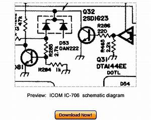 Download Icom Ic-706 Service Repair Manual
