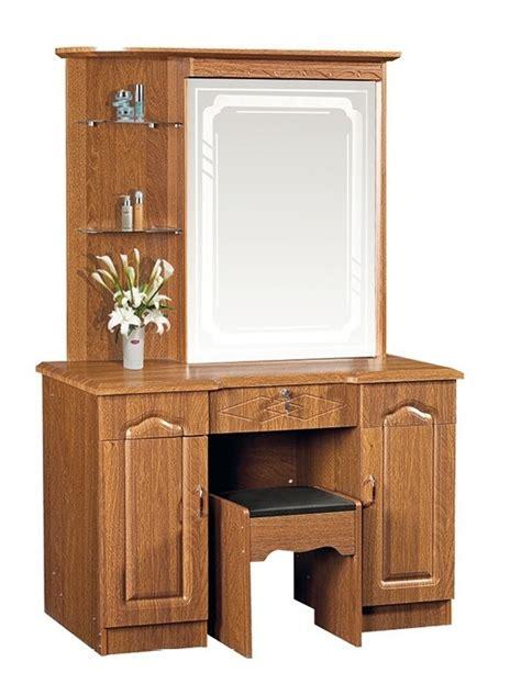 china mdf dressing table melamine pvc finish design