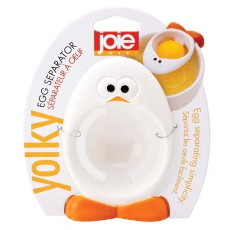 joie kitchen accessories joie yolky egg separator kitchen buddies 2054