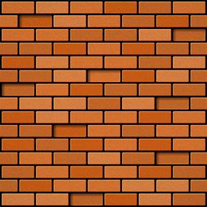 Red brick wall backgrounds vectors vector background