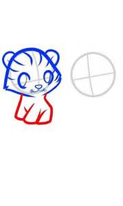 How to Draw a Baby Tiger for Kids