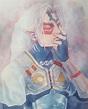 My take on the Fierce Deity : zelda