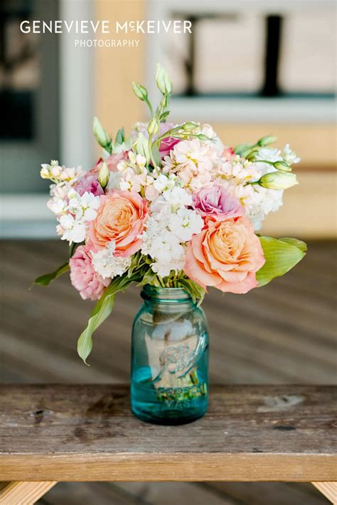Best 20 Coral Flower Centerpieces Ideas On Pinterest