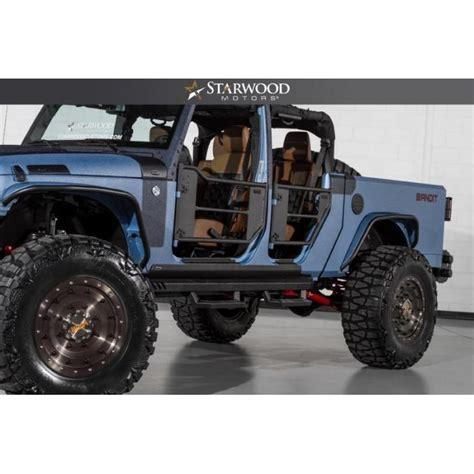 bandit jeep for sale starwood motors 2016 jeep wrangler bandit world 39 s best