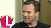 Ewan McGregor On Bond, Trainspotting 2 And Directing | Lorraine - YouTube