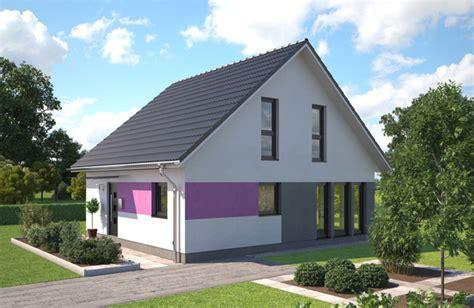Einfamilienhaus Fassadengestaltung Beispiele by Fertighaus Kompaktes Einfamilienhaus Mit Gro 223 En
