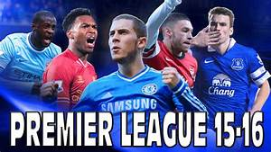 MY 2015/16 PREMIER LEAGUE PREDICTIONS - WHO WILL FINISH ...