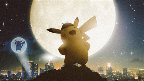 detective pikachu hd movies  wallpapers images