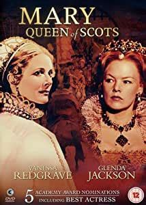Mary Queen of Scots-Import: Amazon.fr: Vanessa Redgrave ...