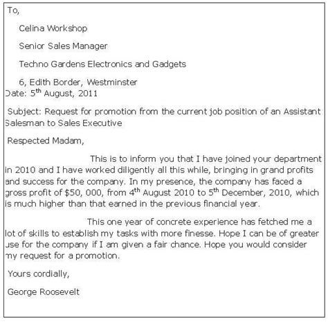 department promotional cover letter sales promotion letter sales promotion letter is made to