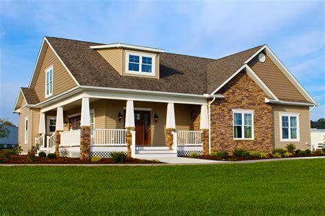 Greenwood Craftsman Model  Exterior  Beracah Homes