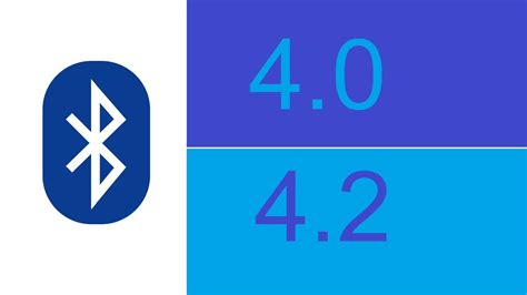 What Are The Differences Between Bluetooth 4.0 & 4.2