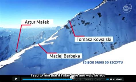 The First Winter Ascent Of Broad Peak