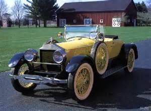 Barley Roamer 1920 Roadster