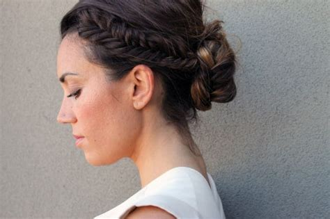 20 Low Buns To Make You Forget The Topknot