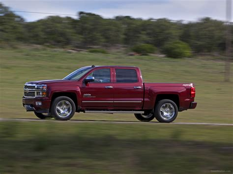 High Country Chevrolet by Chevrolet Silverado High Country 2014 Car Image 10