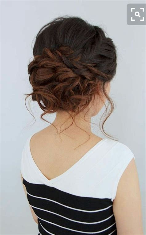 Dressy Updo Hairstyles by 25 Best Ideas About Hairstyles On Hair