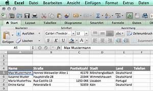 Excel Rechnung Mit Kundendatenbank : excel kundendatenbank erstellen so geht 39 s chip ~ Themetempest.com Abrechnung
