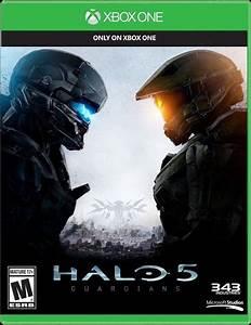 New Microsoft Xbox One Halo 5: Guardians Blu-Ray DVD ...