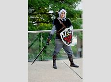 Otaku House Cosplay Idol » Billy Quick Dark Link from