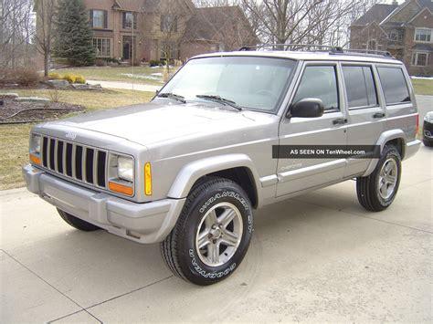 cherokee jeep 2000 2000 jeep cherokee classic sport utility 4 door 4 0l