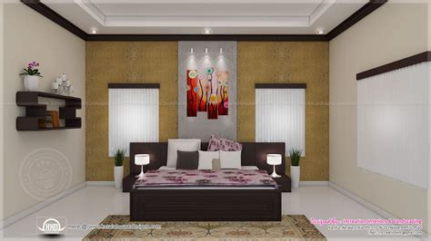 beautiful indian homes interiors house interior ideas in 3d rendering kerala home design