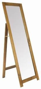 Miroir à Poser : eliot psych miroir sur pied contemporain miroir poser au sol par alin a mobilier d co ~ Teatrodelosmanantiales.com Idées de Décoration