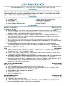 fbi special resume fbi special resume exle united states department of justice stockton missouri