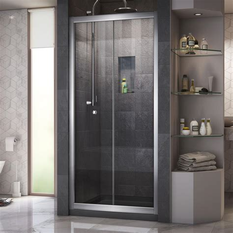 dreamline shower door dreamline butterfly 34 in to 35 1 2 in x 72 in framed
