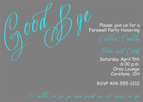 Going Away Party Invitations New Selections Summer 2018. University Of Pennsylvania Graduate School. Incredible Apple Pages Invoice Template. Occupational Therapy Graduate Schools. Pop Up Book Template. Food Order Form Template. Restaurant Seating Chart Template. One Sheet Template Word. Fascinating Sample Basic Resume