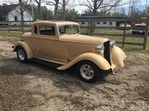 Coupe For Sale by 1933 Plymouth 5 Window Coupe For Sale