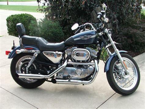 2003 Harley-davidson Xlh Sportster 883 Hugger For Sale On
