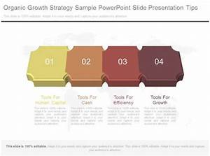 Ppts Organic Growth Strategy Sample Powerpoint Slide