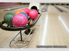 bowling balls photopicture definition at Photo