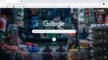Chrome Google Change Edit Background Pet Animal