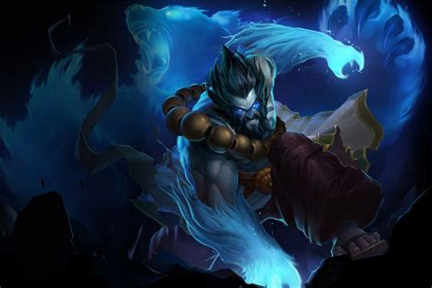 Spirit Guard Udyr Animated Wallpaper - league of legends second ultimate skin introduces spirit
