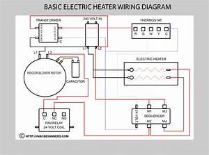 Panther M100 Wiring Diagram